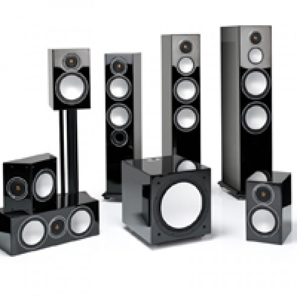 Silver Serie Monitor Audio